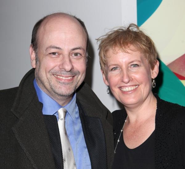 Todd Graff & Liz Callaway
