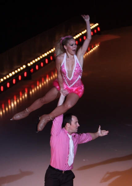Photo Coverage The Dancing On Ice Professionals Preparing