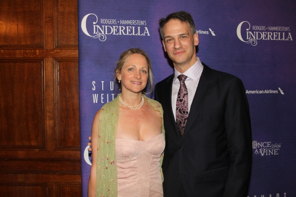 Photos: CINDERELLA's Broadway Opening Night After Party!