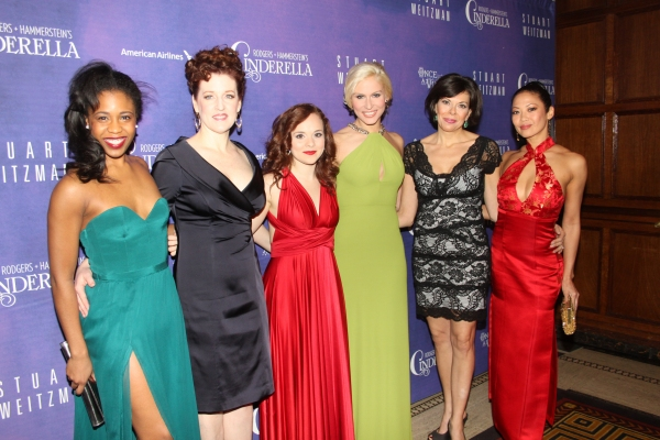 Shonica Gooden, Linda Mugleston, Laura Irion, Stephanie Gibson, Jill Ambramovitz and Kristine Bendul