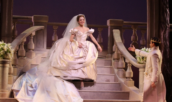 Photo Coverage: Onstage for CINDERELLA's Opening Night Curtain Call!