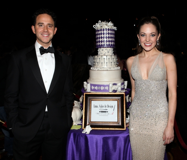 Photo Coverage: More! Go Inside CINDERELLA's Opening Night After Party!