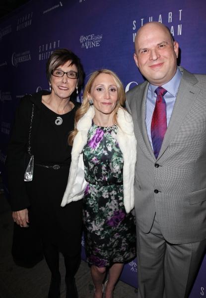 Robyn Goodman, Jill Furman & Stephen Kocis Photo