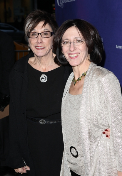Robyn Goodman & Anna Louizos