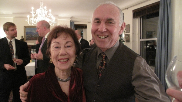 Sybil and Alfred Nadel