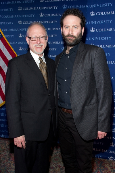 Photo Coverage: Dan O'Brien & Robert Schenkkan Awarded Kennedy Prize
