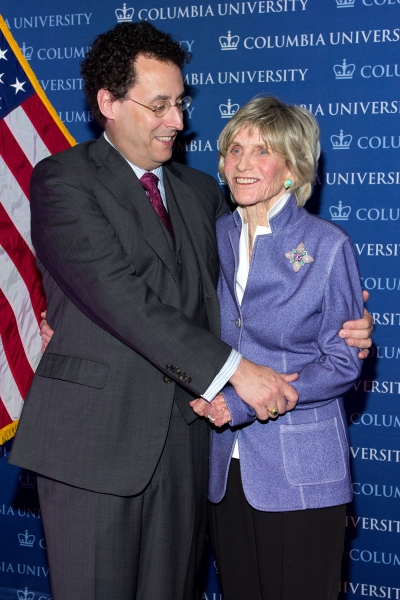 Tony Kushner, Jean Kennedy Smith
