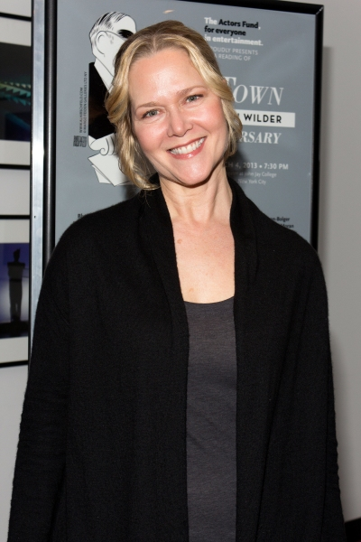 Photo Coverage: Celia Keenan-Bolger, BD Wong, and More at OUR TOWN Benefit Reading