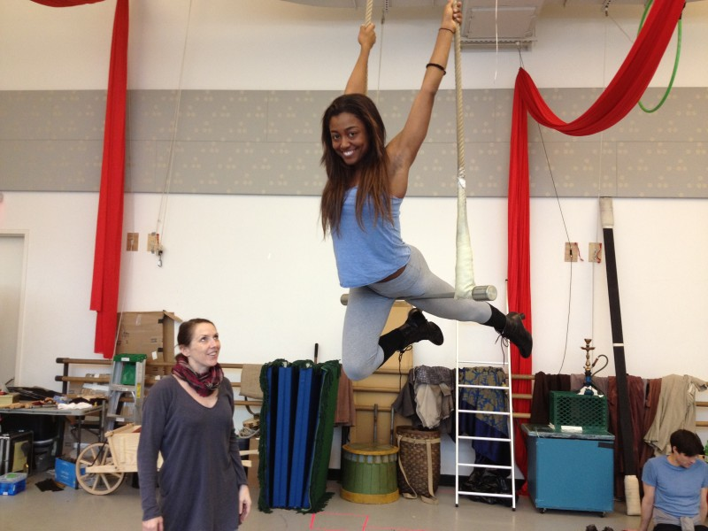 BWW Blog: Molly Tynes of PIPPIN - A Glorious Synthesis