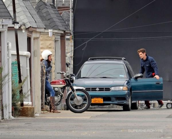 Shailene Woodley, Andrew Garfield