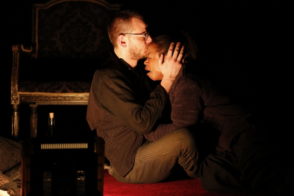 Photo Flash: First Look at NEVA at The Public Theater