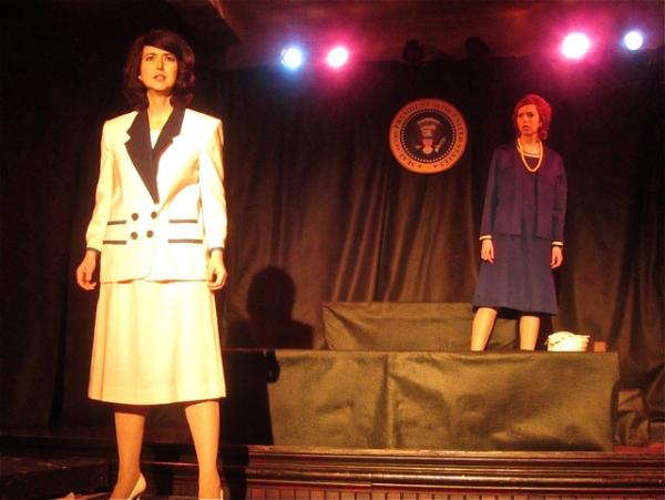 Katy Miner and Mary Ryan