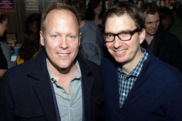 Matthew Weaver, Jonathan Linden Photo