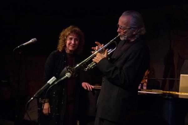 Photo Flash: Herb Alpert & Lani Hall Play Cafe Carlyle