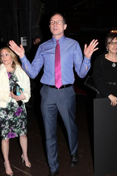 Jill Furman, Mark Brokaw & Robyn Goodman