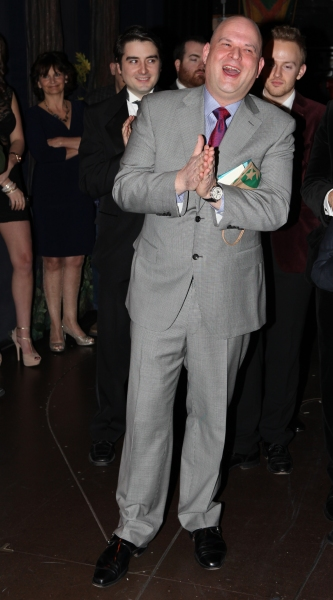 Producer Stephen Kocis