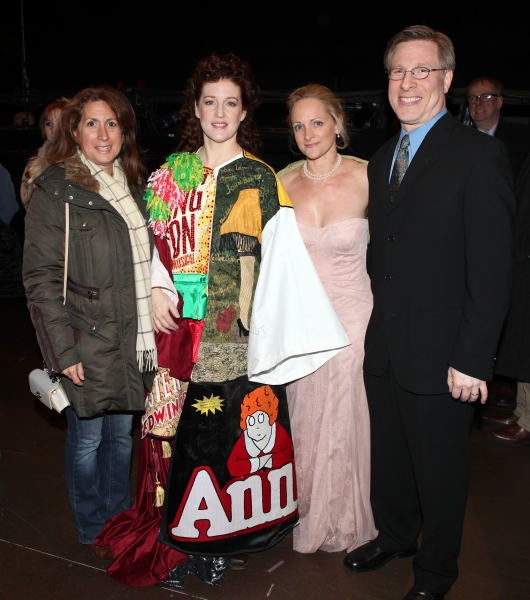 Kim Jordan, Linda Mugleston, Paige Price & Ira Mont