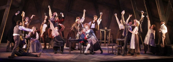 Photo Flash: First Look at Riverside Theatre's LES MISERABLES