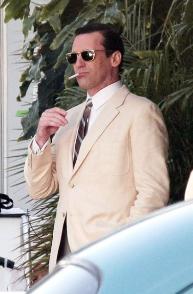 New On Location MAD MEN S6 Photos Revealed