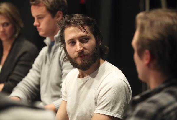 """MacLeod Andrews, cast member """"Jake""""MacLeod Andrews, cast member """"Jake"""""""