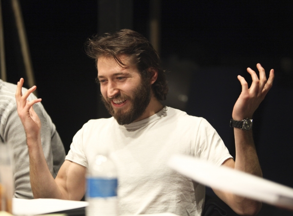 "MacLeod Andrews, cast member ""Jake"""