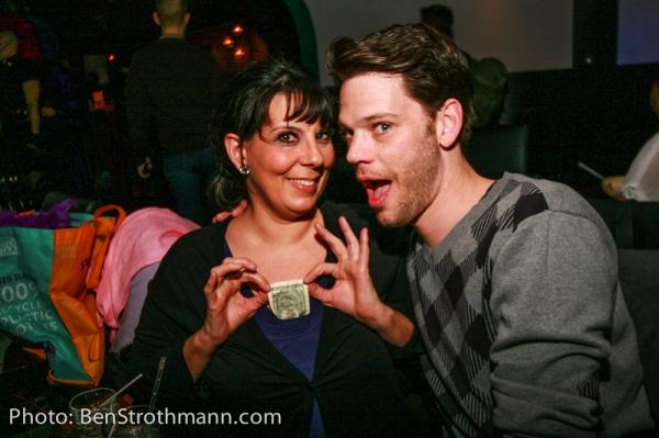 Christine Pedi and Ryan Knowles Photo