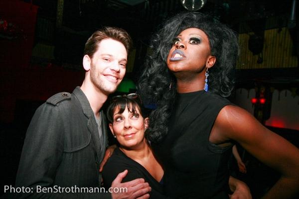 Ryan Knowles, Kittin Withawhip and Christine Pedi Photo