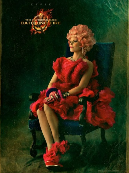 New Josh Hutcherson HUNGER GAMES: CATCHING FIRE Poster Revealed