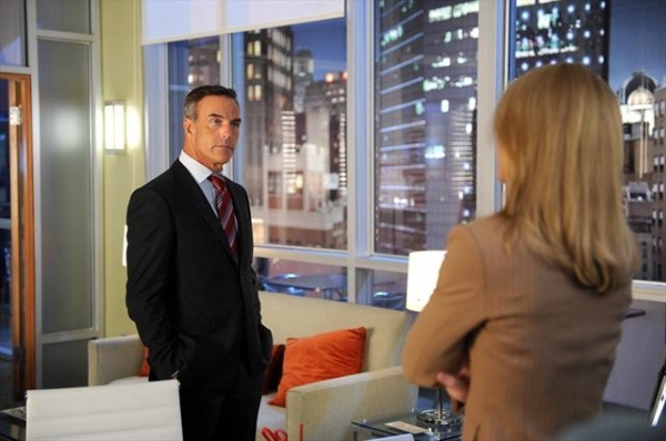 RICHARD BURGI, JERI RYAN