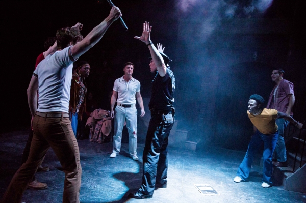 Photo Flash: First Look at Barrow Street Theatre's HIT THE WALL