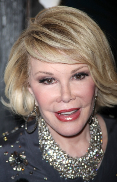 InDepth InterView: Joan Rivers Talks JOAN & MELISSA: JOAN KNOWS BEST?, FASHION POLICE, SALLY MARR Revival & More