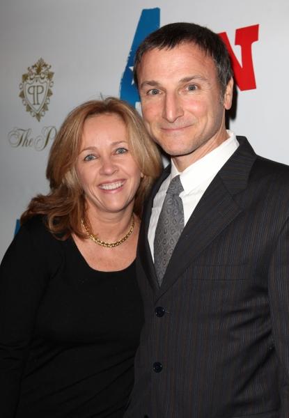 Laurie Hibberd & Michael Gelman