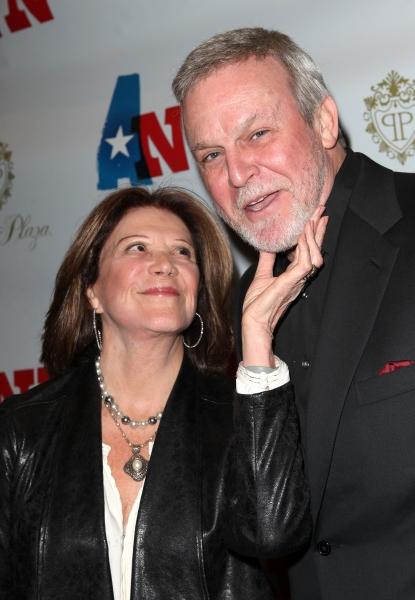 Linda Lavin & Ron Raines