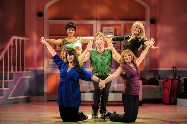 Janna Cardia, Soara-Joye Ross, Scott Ahearn, Mary Jayne Waddell, Samara Dunn Photo
