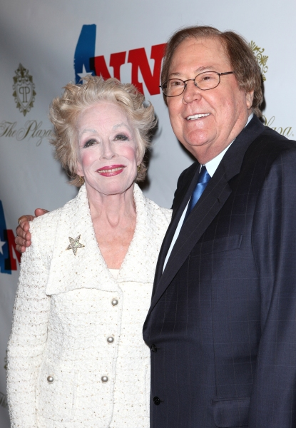 Holland Taylor and Bob Boyett