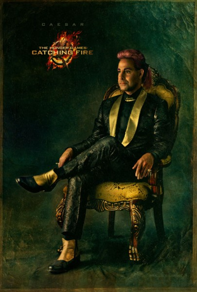 Stanley Tucci & More New HUNGER GAMES Posters