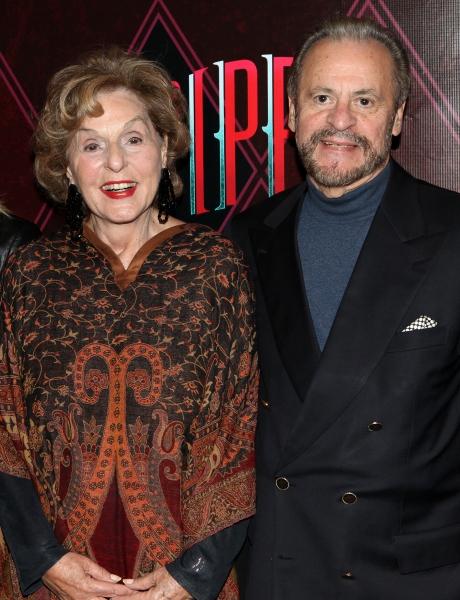 Fran Weissler & Barry Weissler