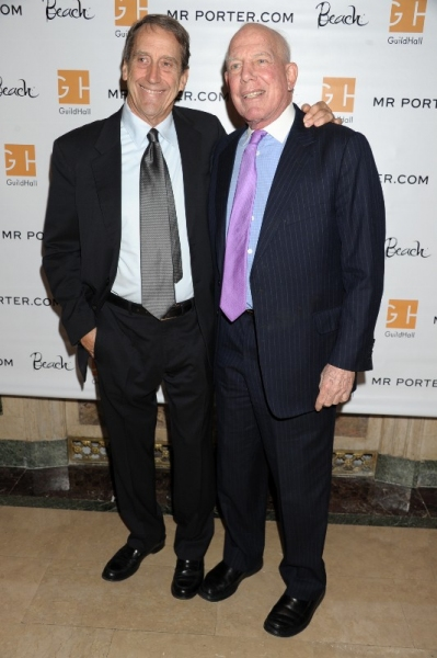 Photo Flash: Nathan Lane and More Honored with Lifetime Achievement Awards at Guild Hall Gala
