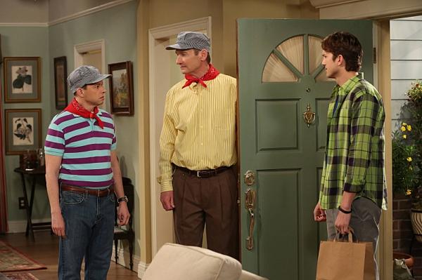 Jon Cryer, Ryan Stiles, Ashton Kutcher
