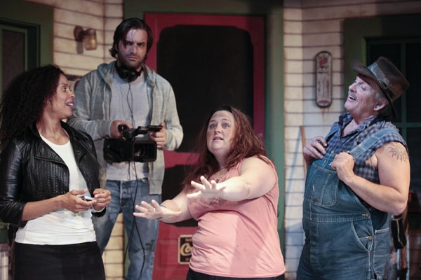BWW Review: PARADISE, a Divine Bluegrass Musical Comedy has World Premiere at the Ruskin Group