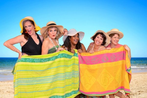 BWW Review: Cute & Charming DIXIE SWIM CLUB is Bubbly Fun