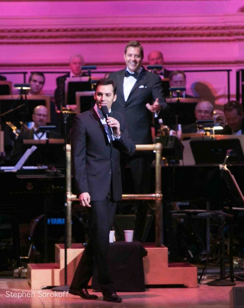 Photo Coverage: Megan Hilty and Ryan Silverman Take Stage in New York Pops' LUCK BE A LADY