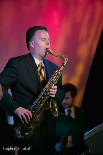 Photo Coverage: Rebecca Kilgore and Harry Allen Quartet's I LIKE MEN at the Metropolitan Room