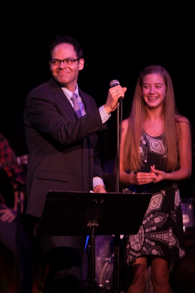 Photos: THE CONCRETE JUNGLE Celebrates International Cast Recording Release at The Cutting Room