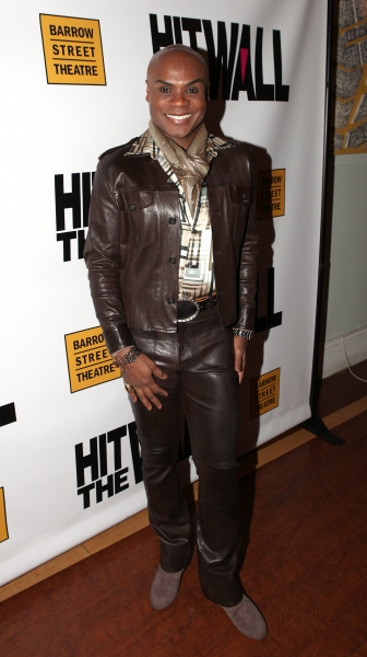 Photo Coverage: HIT THE WALL Cast Celebrates Opening Night!