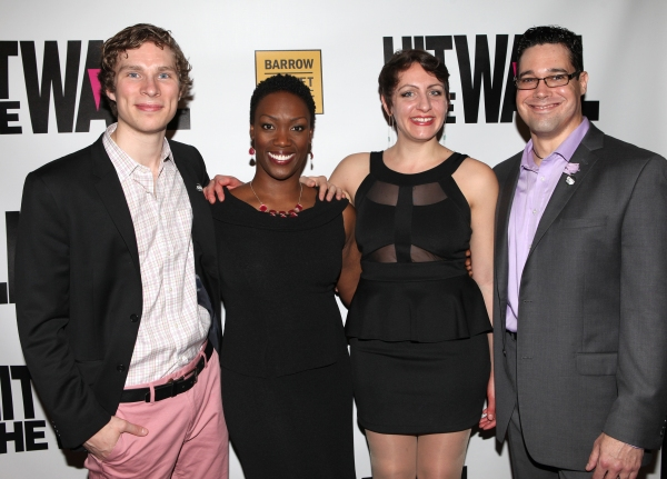 Nick Bailey, Carolyn Michelle Smith, Rania Salem Manganaro & Matthew Greer