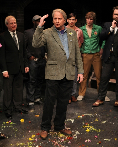 Photo Coverage: Inside HIT THE WALL's Opening Curtain Call!