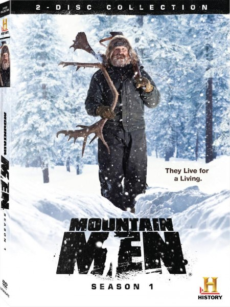 Season One of History's MOUNTAIN MEN Set for DVD Release, 6/4