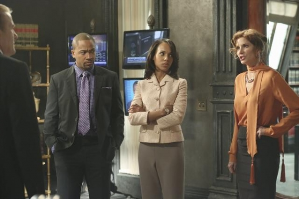 Gregg Henry, Columbus Short, Kerry Washington, MELINDA MCGRAW
