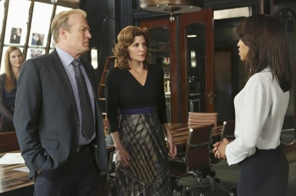 Darby Stanchfield, Gregg Henry, MELINDA MCGRAW, Kerry Washington